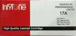 17A  (CF217A) Compatible Toner Cartridge For HP Printers