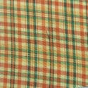 Check School Dress Fabric, Use: School Uniform