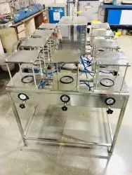 Water Permeability Test Setup, 9, Industrial