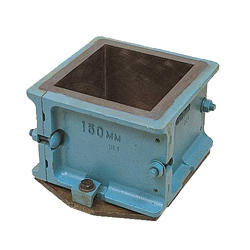Concrete Cube Mould 150x150 for testing strength of Concrete
