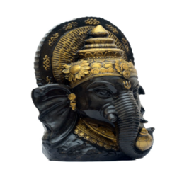 Beautiful Ganesh Face Showpiece