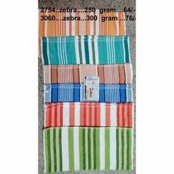 Zebra Cotton Towel