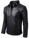 Alfie Men Leather Jacket