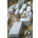Grey Granite Block, >25 Mm