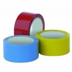 Colored PP Tarpaulin Tape For Packaging, 50 m