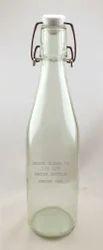 Glass 500 Ml Water Bottle