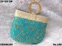 Embroided Handbag
