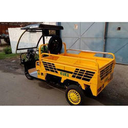 E Cart Rickshaw Loader