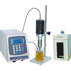 Probe Sonicator with Sound Proof Enclosure
