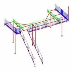 Steel mills Platform Structural Engineering Service, Pan India
