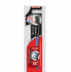 Colgate SlimSoft Charcoal Toothbrush