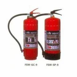 Fire Squad Mild Steel Mechanical Foam Fire Extinguisher, Capacity: 9 kg