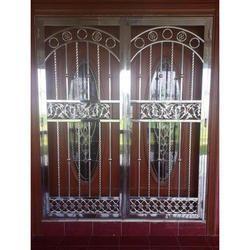Stainless Steel Door, 30-40mm