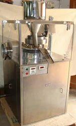 Single Rotary Table Machine