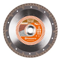 Husqvarna Tacti-Cut S35 Battery Diamond Blade