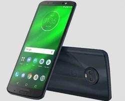 Black Lenovo moto g6 Plus Mobile Phones