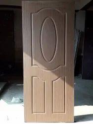 Wood 78 Mm Mambrane Door, For Home, Office etc, Door Thickness: 30 Mm