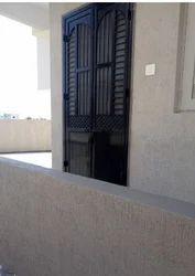 Iron Safety Door Design