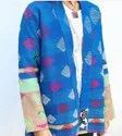 Full Sleeves Vintage Kantha Jacket
