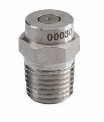 Car Washer 15 Degree 020 Stainless Steel Nozzle - 1/4 NPT M