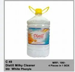 Distill WHITE Milky Floor Cleaner