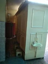 FRP Four Seater Toilet