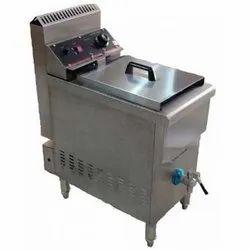 16Ltr Gas Deep Fryer