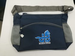 Multicolor Polyester Side Bag