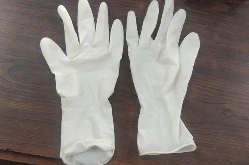Latex Examination Gloves-Powderfree
