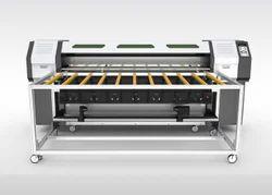 Hybrid UV Roll to Roll Printer