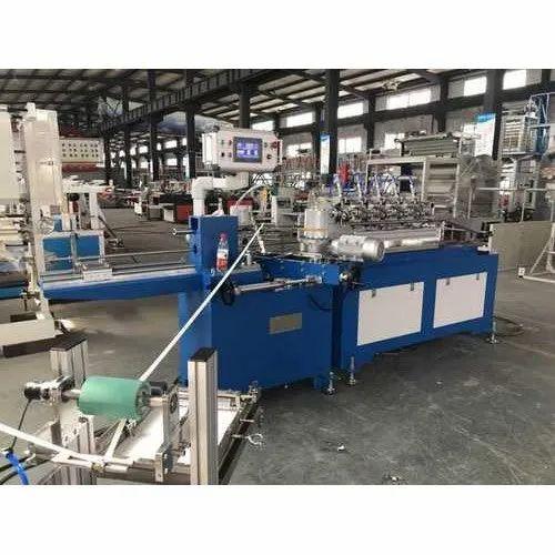 Paper Straw Making Machine Manufacturer From Surat