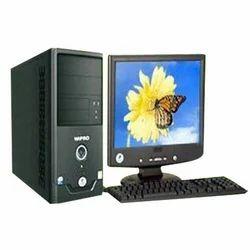 Wipro Desktop Computer, Memory Size (RAM): 4GB