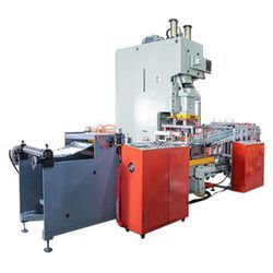 4 kW Aluminum Foil Container Making Machine