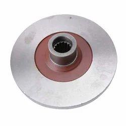 Harvester Disk Plate