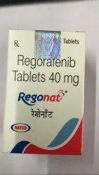 Regorafenib 40 Mg/ Regonat 40 Mg