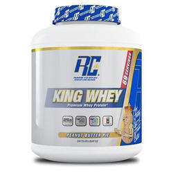 Ronnie Coleman whey protein, Packaging Type: Plastic Container