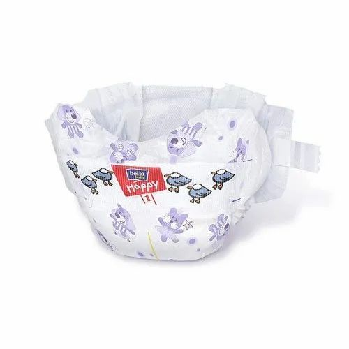 Extra Small Bella Happy Disposable Baby Diapers