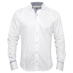 Cotton Corporate Full Sleeve Shirts, Size: S-XXXL