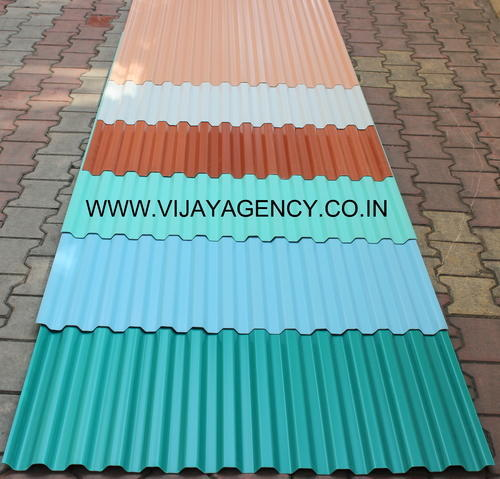P V C Roofing Sheets Pvc Corrugated Sheets Retailer From