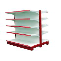 Modular Supermarket Rack