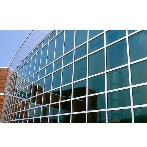 Curtain Wall Structural Glazing