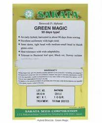 Hybrid Broccoli Green Magic