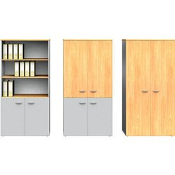 Wooden Storage Cupboard, For Office