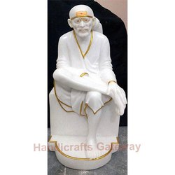 Exclusive Marble Sai Baba Statue