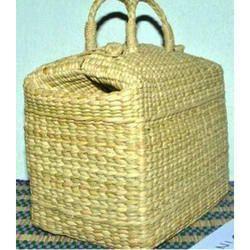 Bamboo Natural Picnic Bag