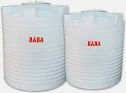 Triple Layered Water Storage Tank