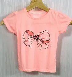 Casual Wear Pink Top / Kids Wear - 18 - 24 Month 92 cms