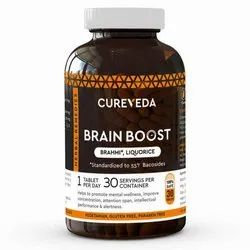 Cureveda Brain Booster Tablets