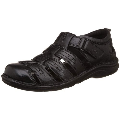 Casual Wear Black Bata Comfit Mens