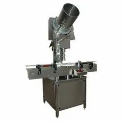 Single Head Bottle Capping Machine